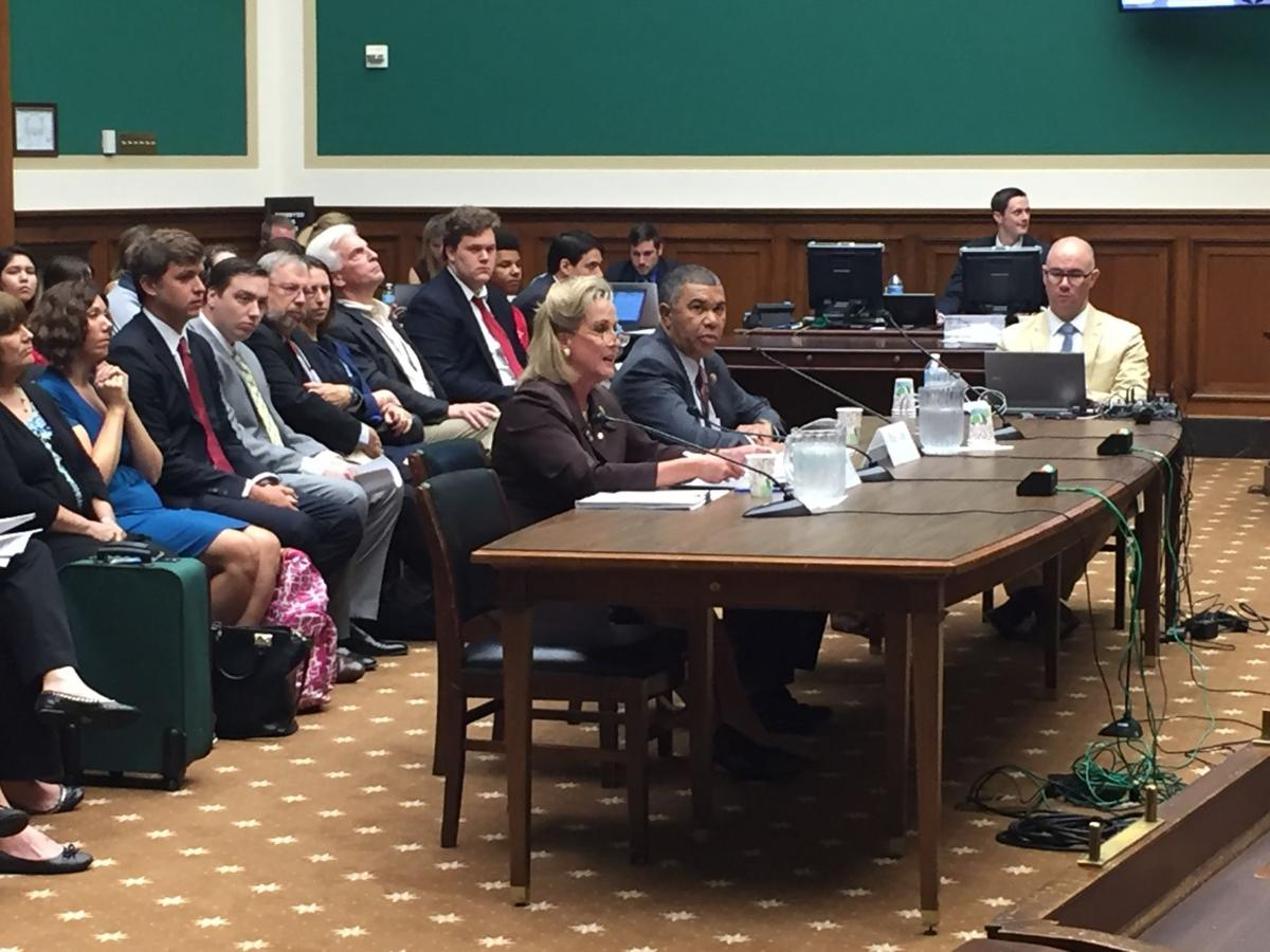 Wagner, Clay, testify on proposed shift of West Lake Landfill cleanup to Corps of Engineers
