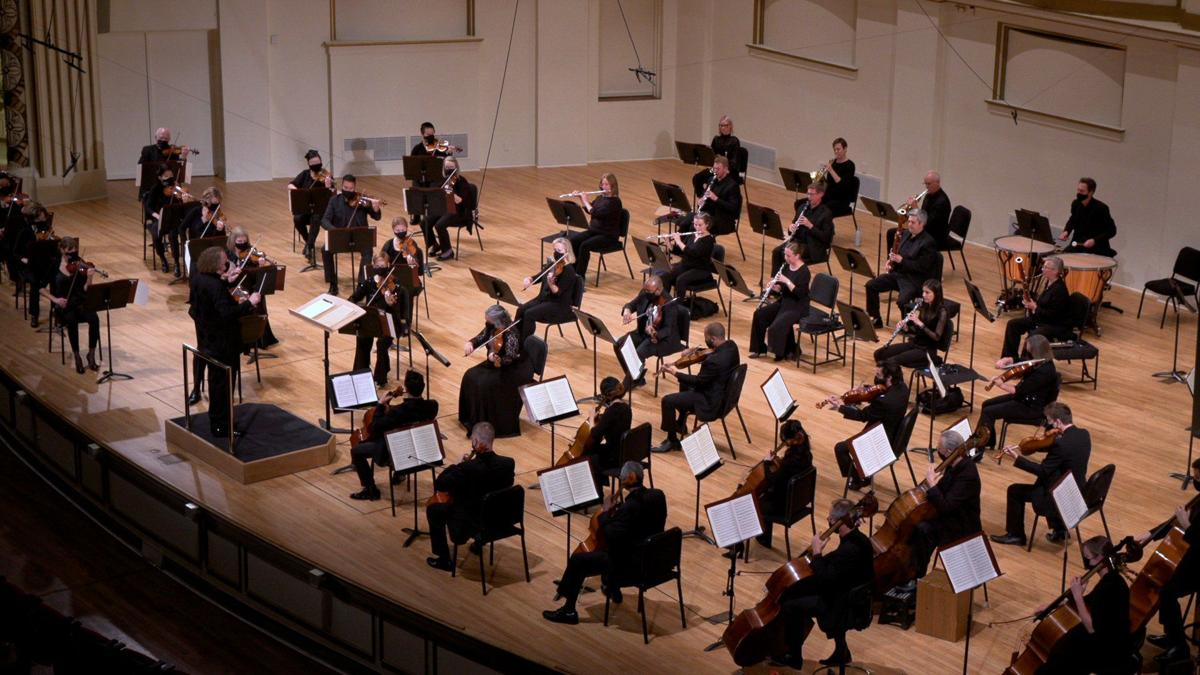 St. Louis Symphony Orchestra closes out season at Powell Hall