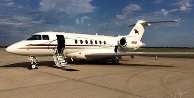 Plane chartered by Missouri governor
