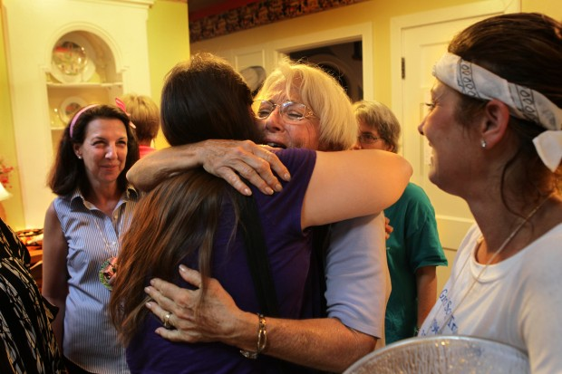 Girl Scouts gather for 35th reunion