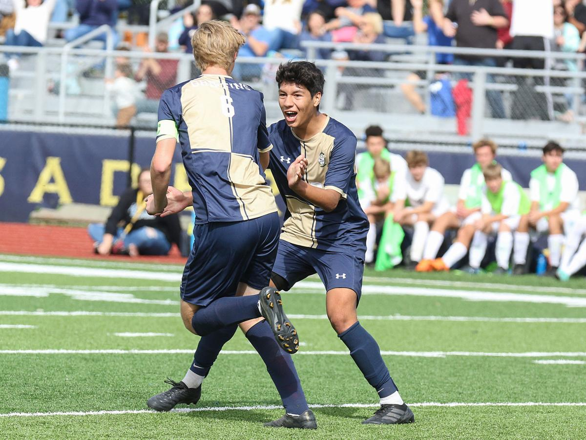 Althoff vs. Father McGivney soccer