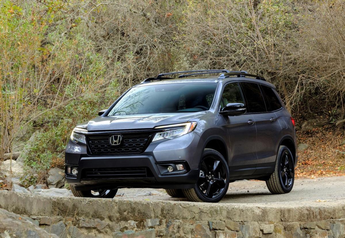 2019 Honda Passport: A smaller, sportier, more off-road