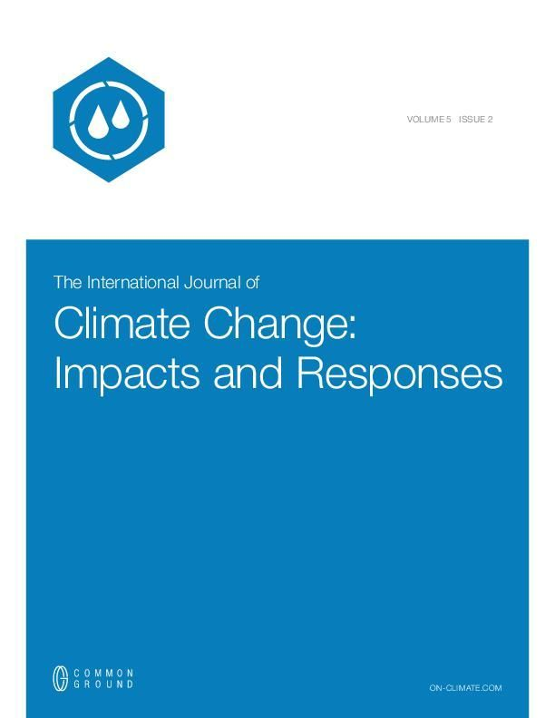 Climate Change in St. Louis: Impacts and Adaptation Options