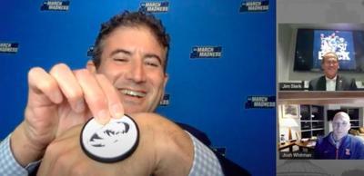 Mizzou-Illini coin toss for Braggin' Rights