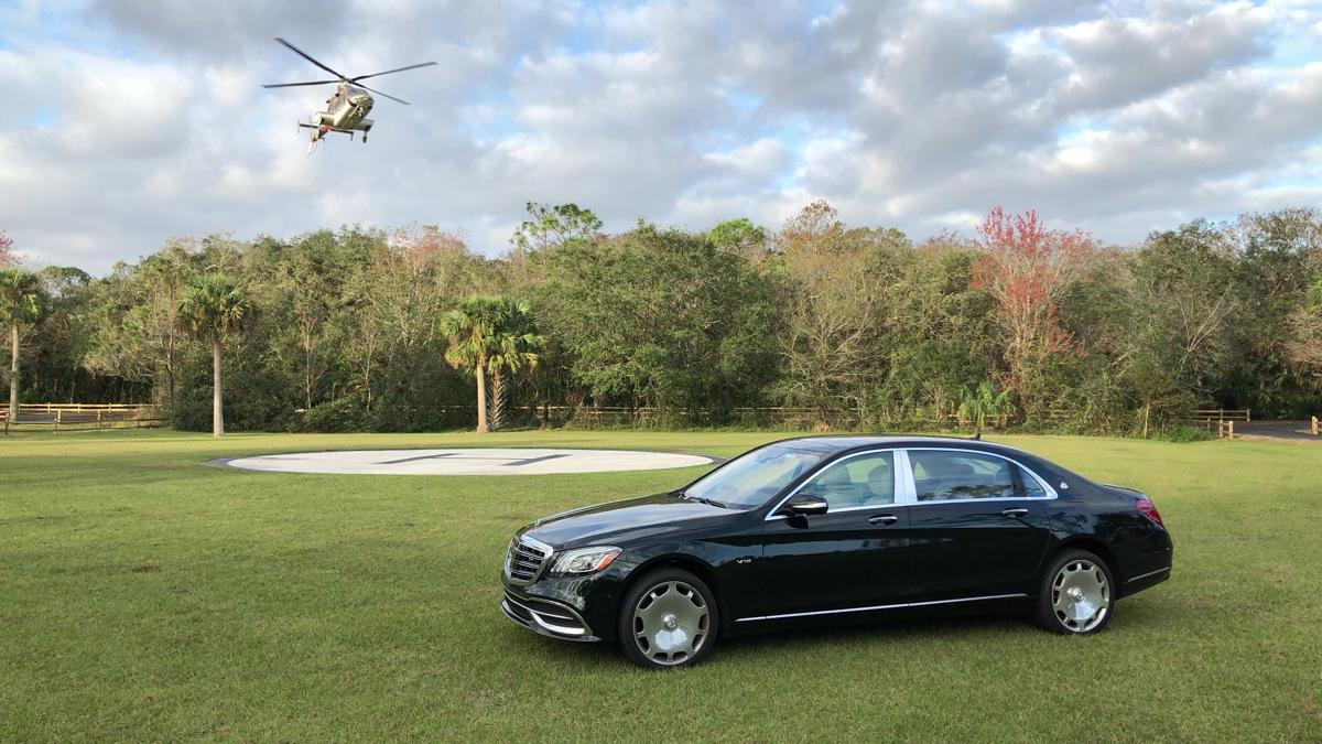 It Doesn T Get Any Better Than The Mercedes Maybach S650