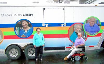St. Louis County bookmobile