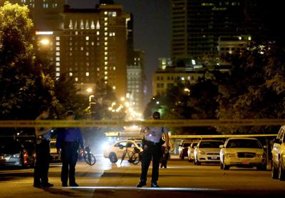 Multiple shootings St. Louis police occupied