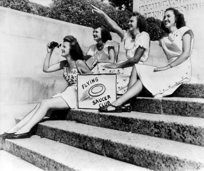 Look Back:  UFO sightings, 1947