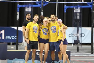 Blues City Athletics Team