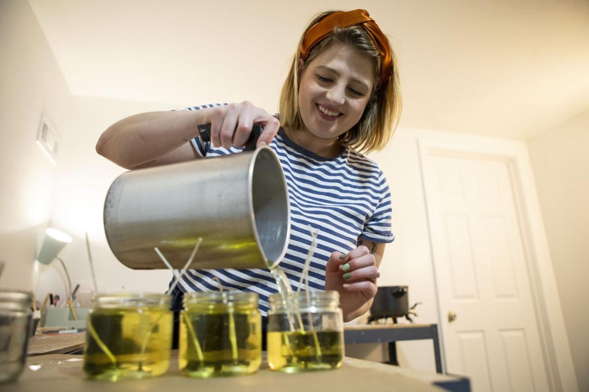 COVID-19 makes candle sales boom in St. Louis