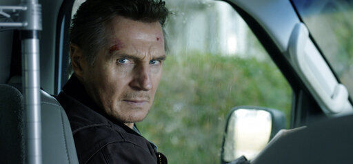 Review: Liam Neeson is thrilless in awful 'Honest Thief'