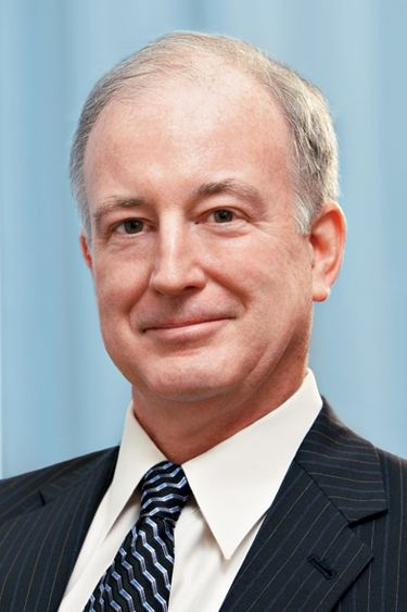 Greig Woodring, chief executive, Reinsurance Group of America Inc.