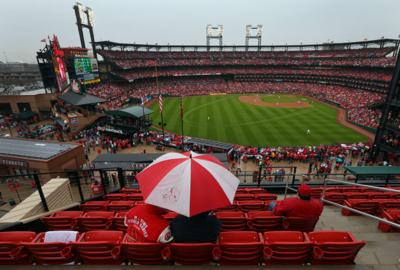 Rooftop Seats Give Cards Shot At Attendance Marks St Louis