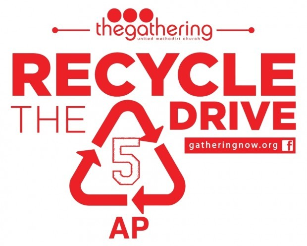 Recyle the 5 Drive