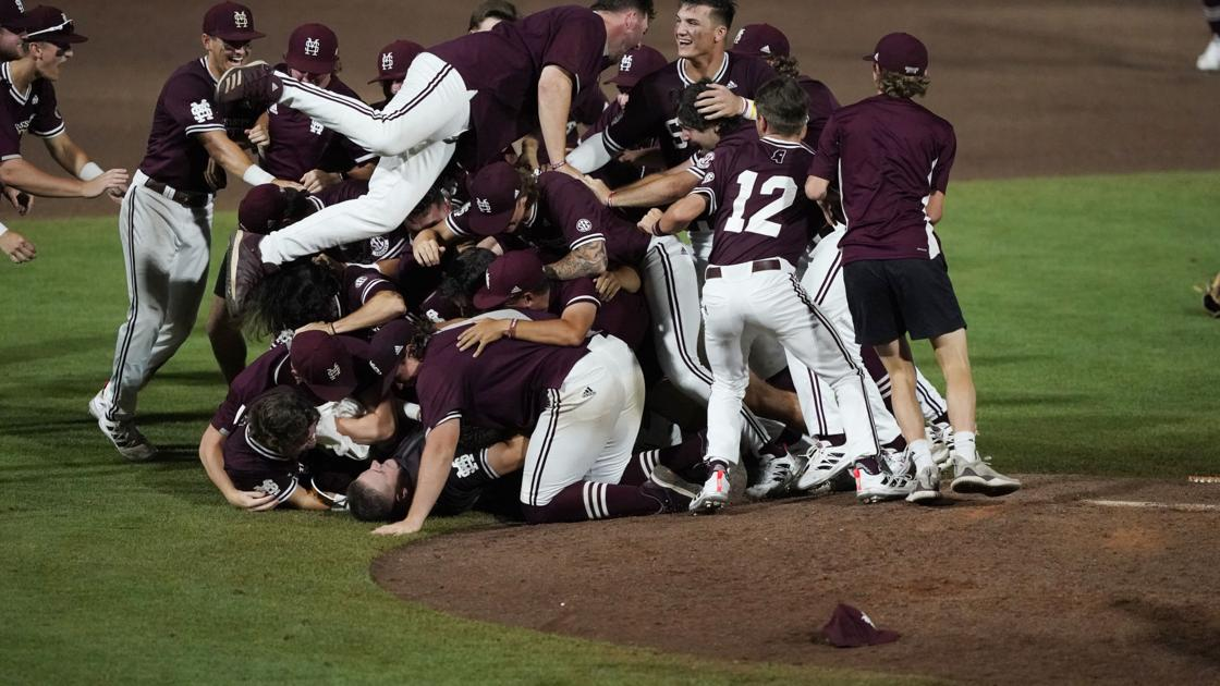 Image Digest: Mississippi State completes College World Series field