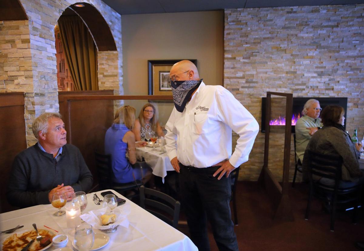 Roberto's Trattoria opens after coronavirus pandemic shutdown