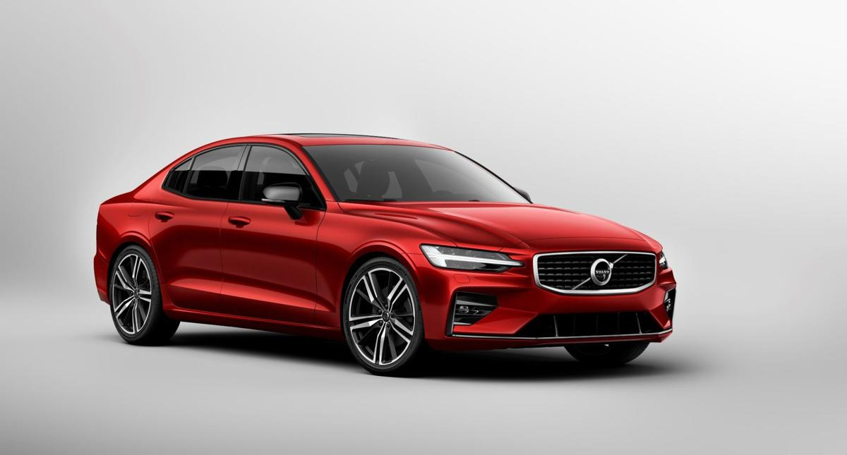 2019 Volvo S60 This Swede Is A First Generation American