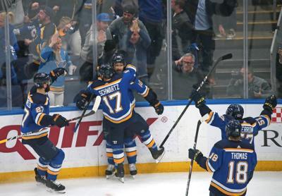 Blues vs. Sharks Game 6