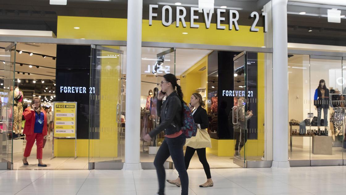 Forever 21 aufgeschnappt von der mall Besitzer, Authentische Marken