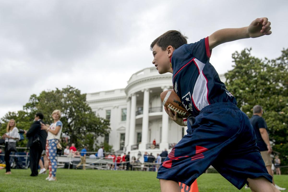 Photos Youth In Sports Day Celebrated At The White House Nation