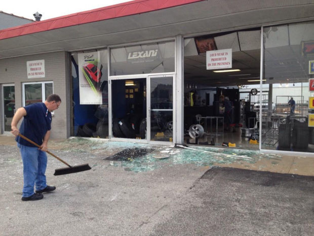 Ferguson cleanup
