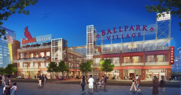 BallPark Village rendering