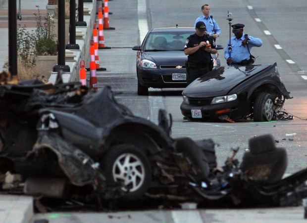 St Louis Police Identify Three Killed In Crash While