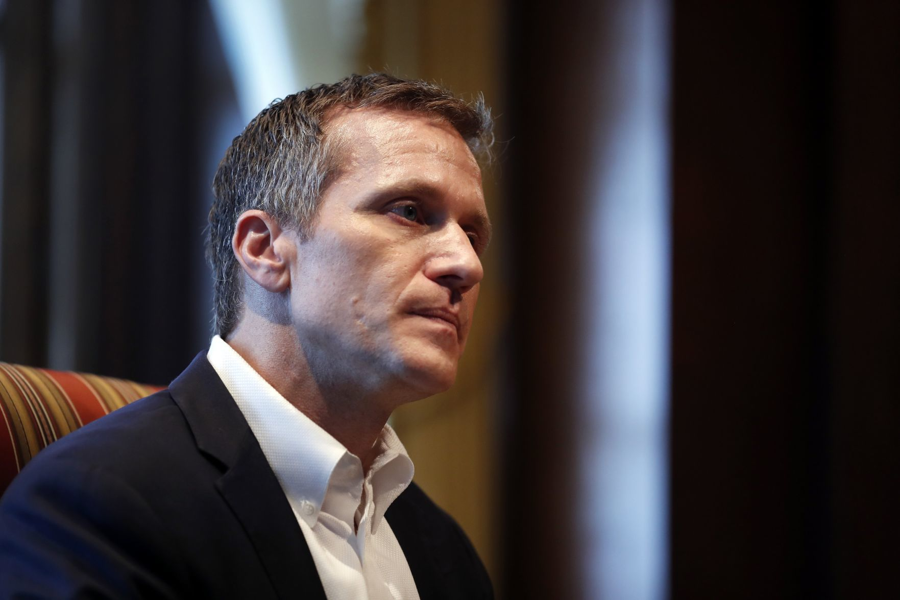 Letters to the editor Close Missouri Governor