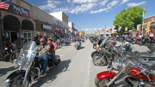 Your Sunday 6: Protest leaders, Falwell's fall, Sturgis bikers