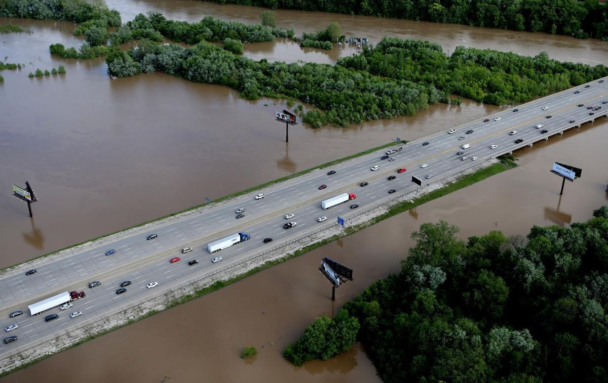 With 'no good alternate routes,' road closures cutting off