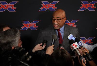 St. Louis' XFL team announces coach