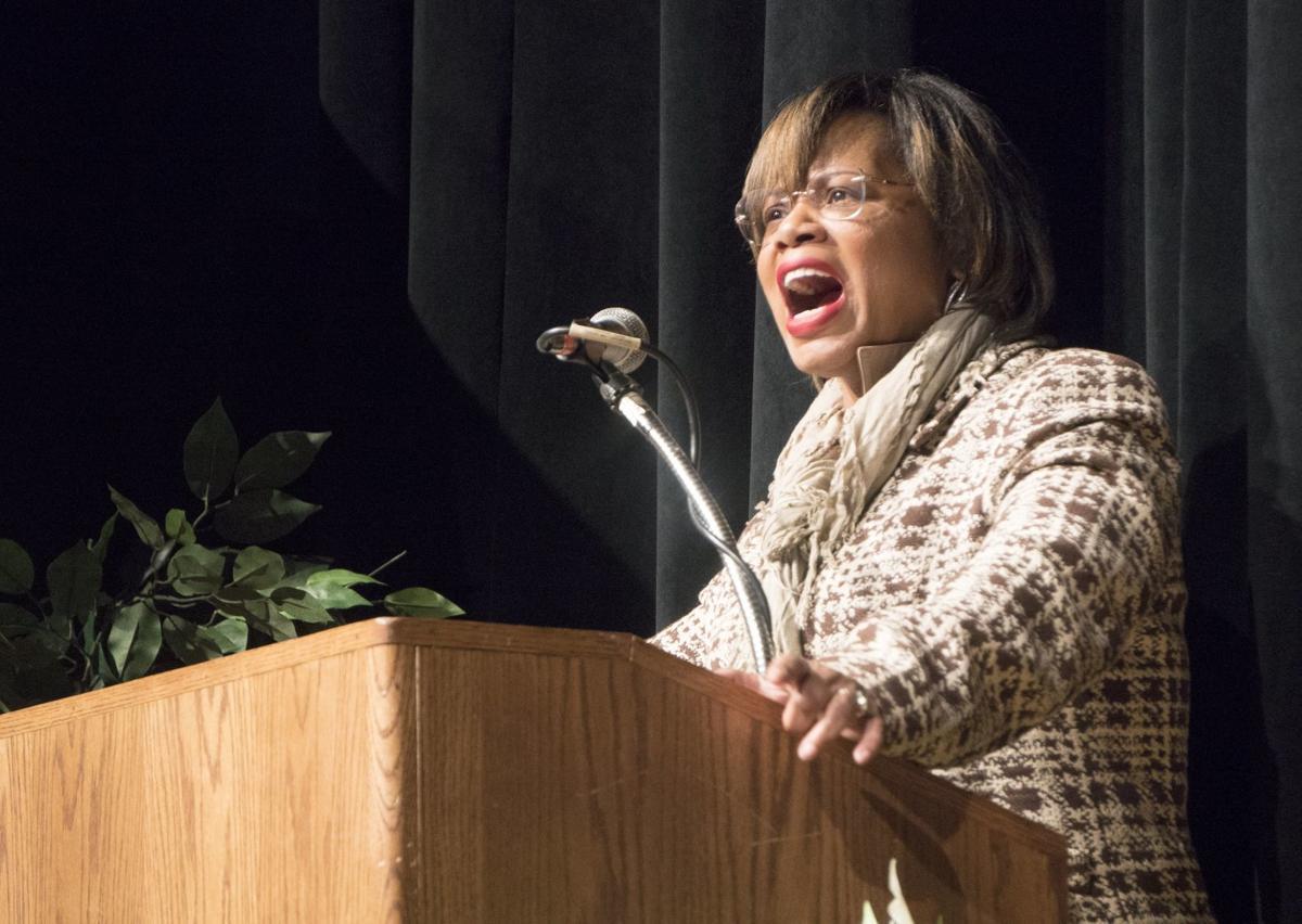 34th annual Dr. Mart Luther King, Jr. Statewide Celebration Kick-off Program