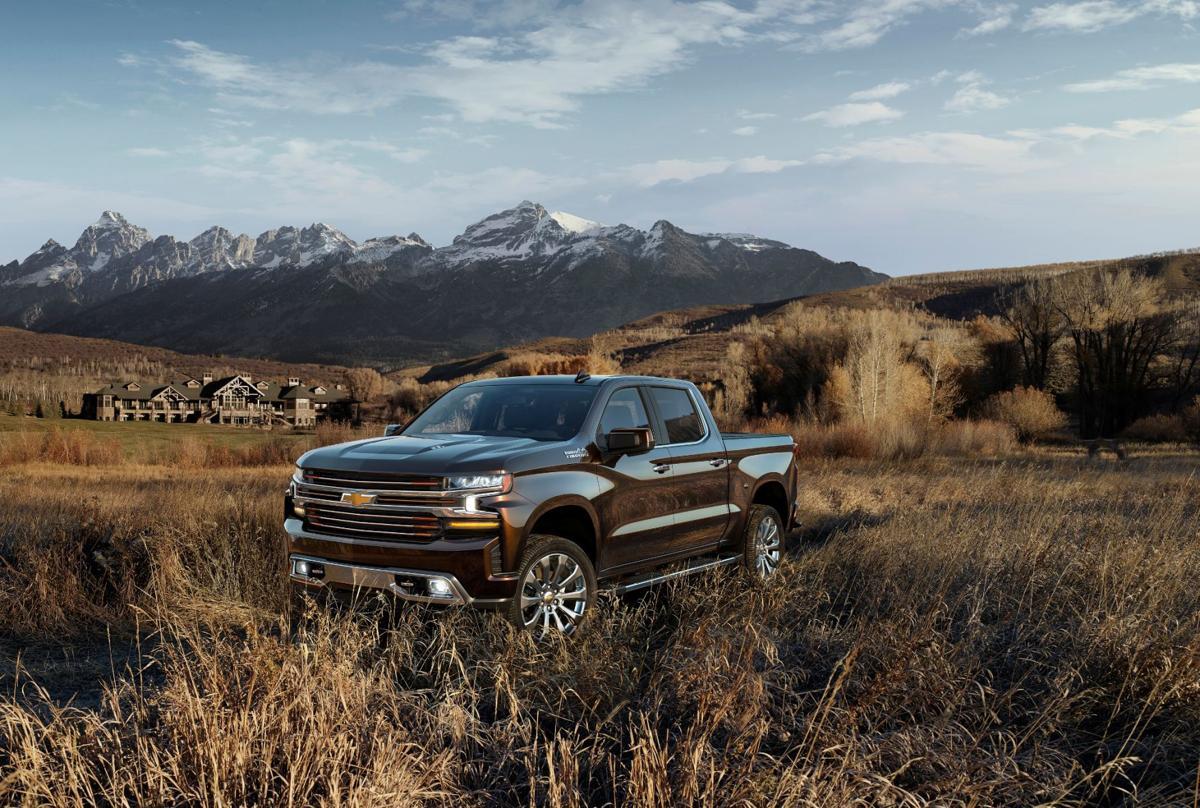 2019 Chevrolet Silverado Few Drivetrain Details Get Dropped But