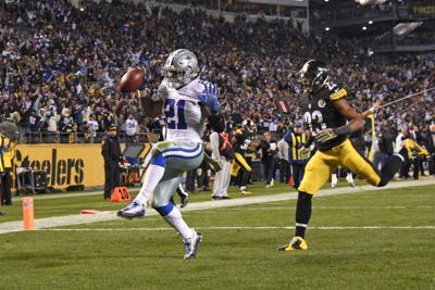 Cowboys Steelers Football