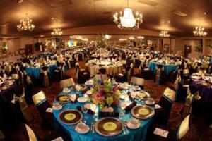 Orlando Gardens Special Table Setting