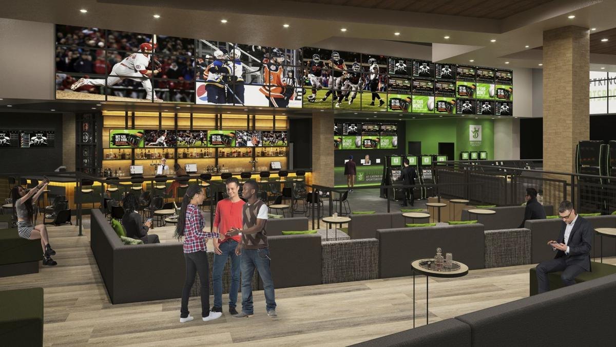 DraftKings at Casino Queen to expand