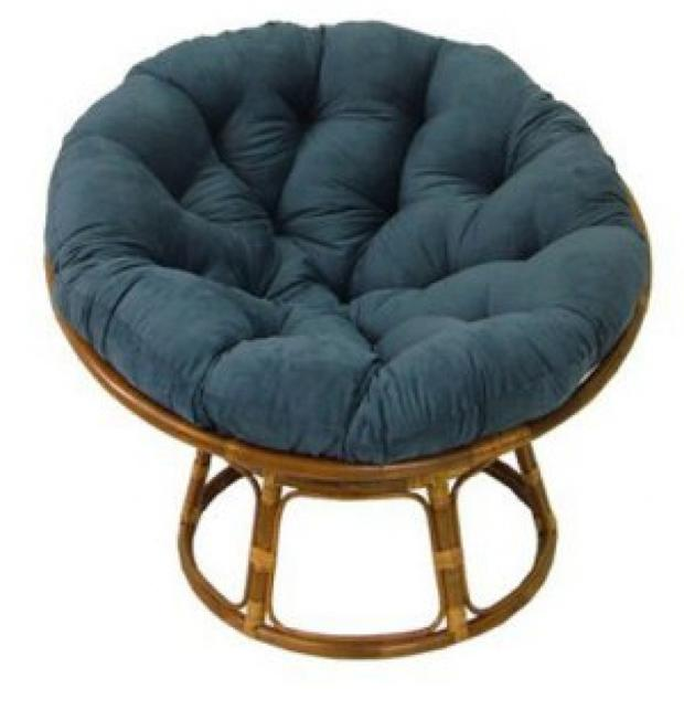 High And Low Papasan Chair Lifestyles