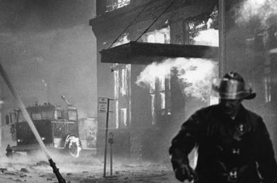 Heyday Building fire 1976