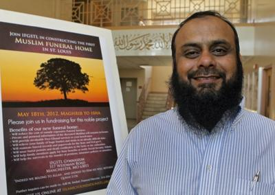 St. Louis muslim community to get their own funeral home