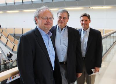 Yield Lab managing partners
