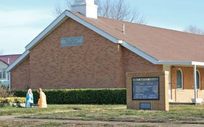 The First Baptist Church of Stover, Mo.