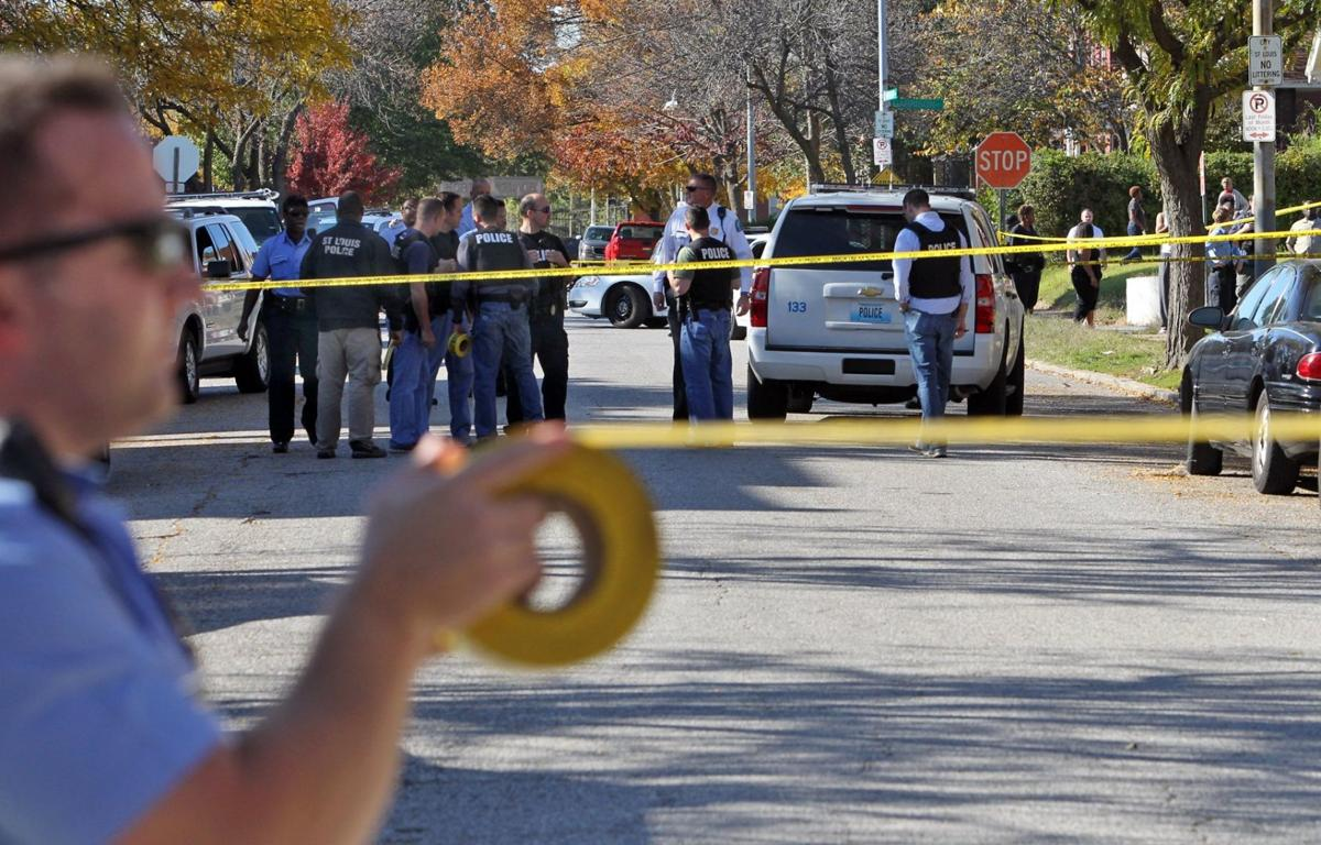 Shooting kills one on Hebert near Garrison