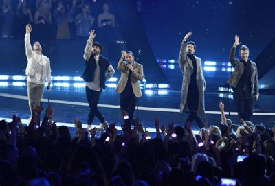 Backstreet Boys bring something new to Enterprise Center