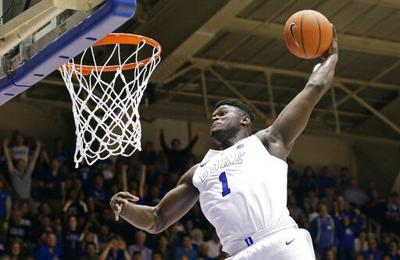 Pelicans primed to draft Zion -- and another top-5 prospect
