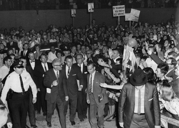Barry Goldwater in St. Louis