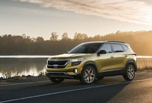 2021 Kia Seltos Turbo: It speaks the language of those shopping for a crossover SUV.