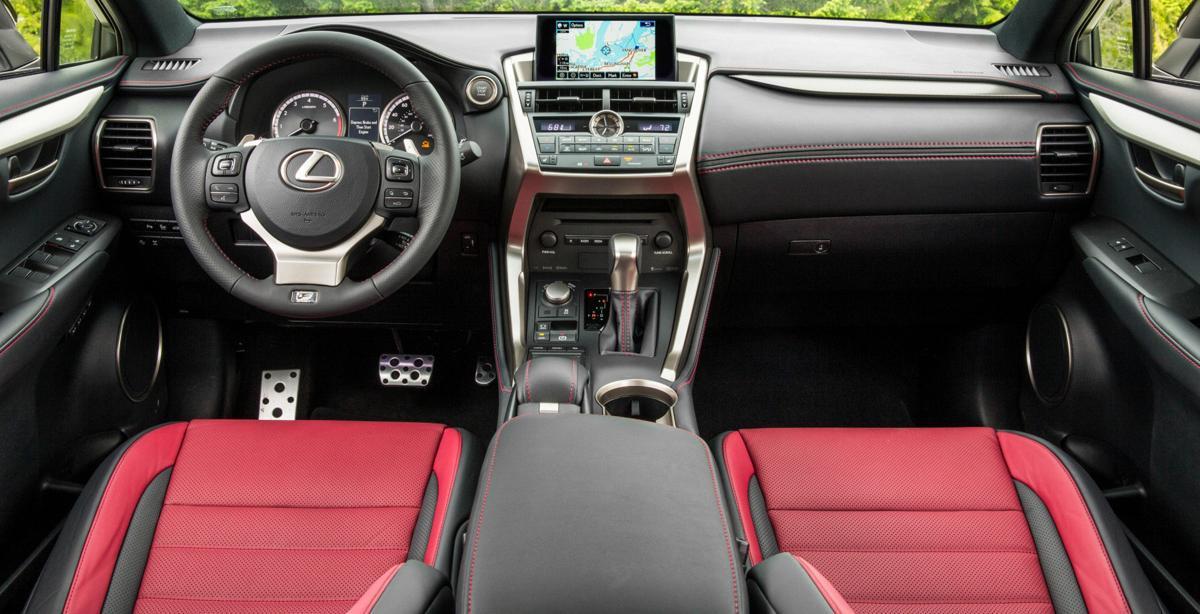 2016 Lexus Nx 200t Telematic Upgrades Highlight Year 2