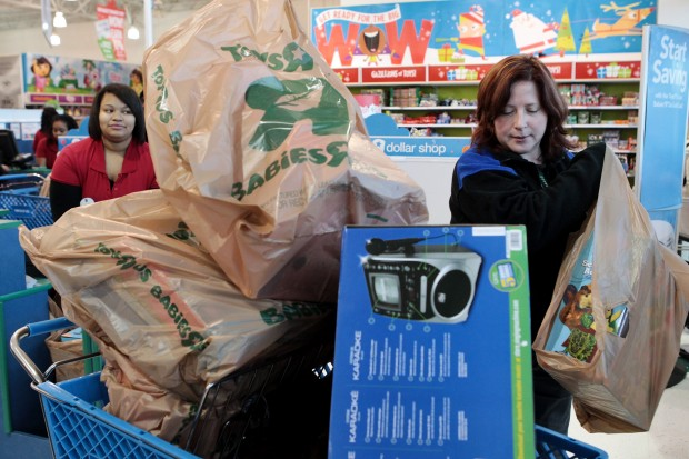 """Black Friday in St. Louis: Toys""""R""""Us in Sunset Hills"""