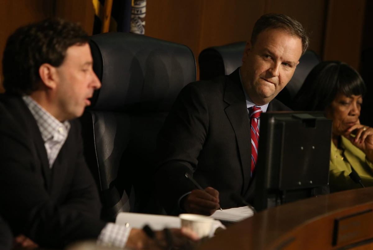Stenger and St. Louis County Council