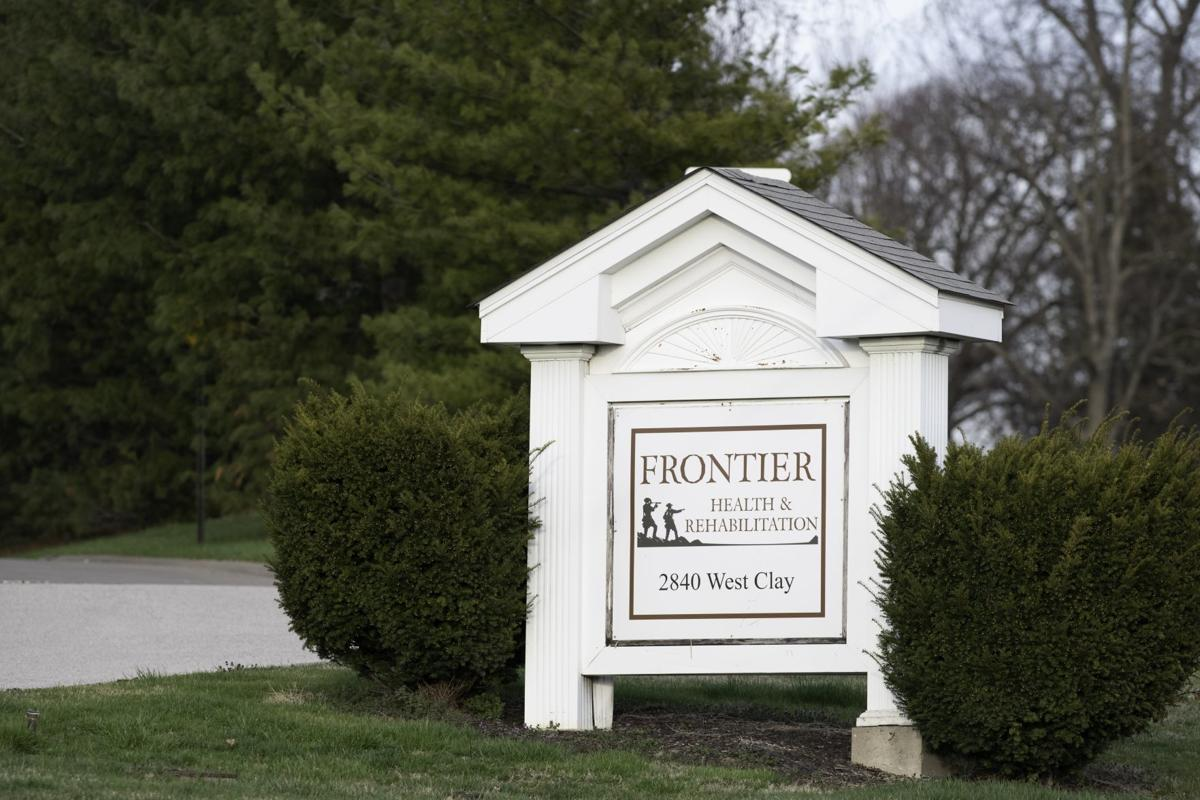 Frontier Health and Rehabilitation Center confirms three cases o